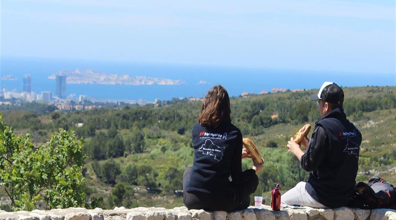 Entre randonnées et gastronomie Provençale