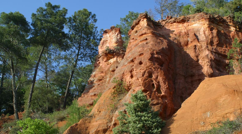 LUBERON : Le massif des ocres primé