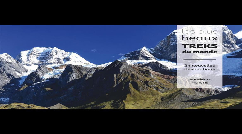 LIVRE : Les plus beaux treks du monde