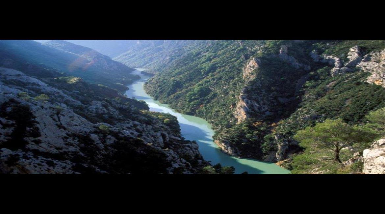 ALPES DE HAUTE PROVENCE : Les gorges du Verdon